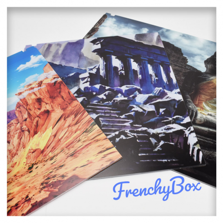Frenchy Box - Fond supplémentaire